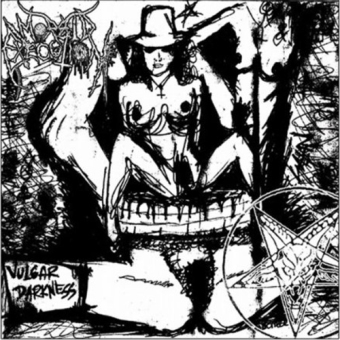 MORBID EXECUTION - vulgar darkness CD