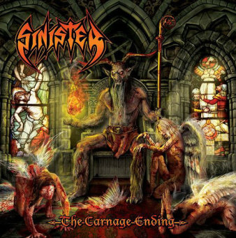 SINISTER - the carnage ending Lim.DigiDCD