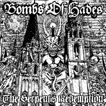 BOMBS OF HADES - the serpent´s redemption CD