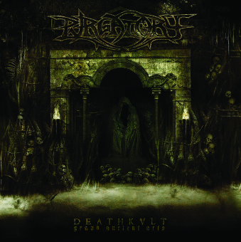 PURGATORY - deathkvlt grand ancient arts CD