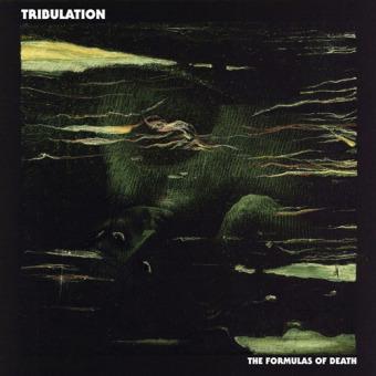 TRIBULATION - the formulas of death CD+Schuber