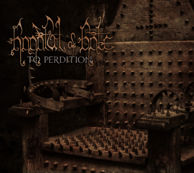 HANDFUL OF HATE - to perdition DigiCD