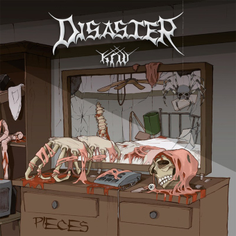 DISASTER K.F.W. - pieces CD