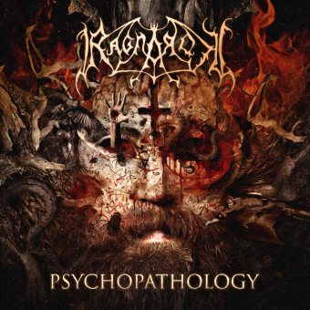 RAGNAROK - psychopathology CD