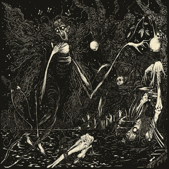 WAKEDEAD GATHERING, THE - fuscus: strings of the black lyre CD