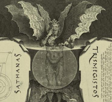 HEAD OF THE DEMON - sathanas trismegistos DigiCD