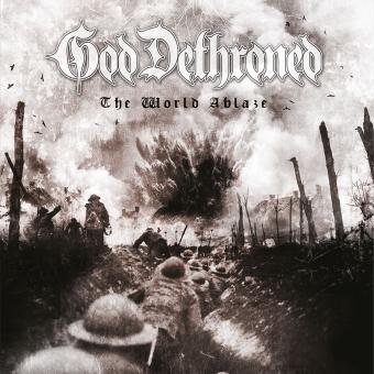 GOD DETHRONED - the world ablaze CD