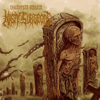 NASTY SURGEONS - exhumation requiem CD
