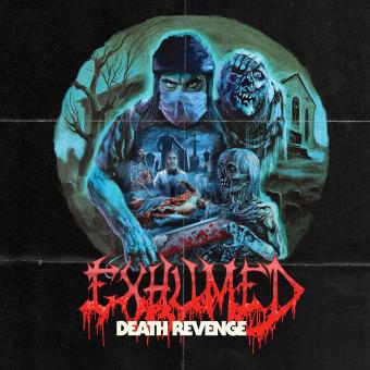 EXHUMED - death revenge CD