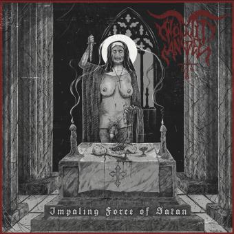 WÖMIT ANGEL - impaling force of satan CD