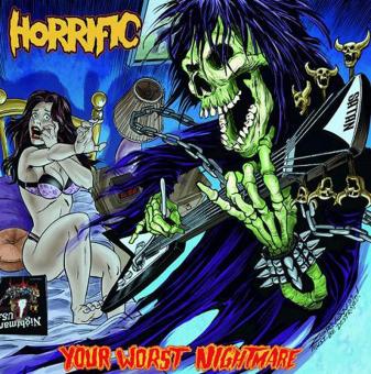 HORRIFIC - your worst nightmare DigiCD