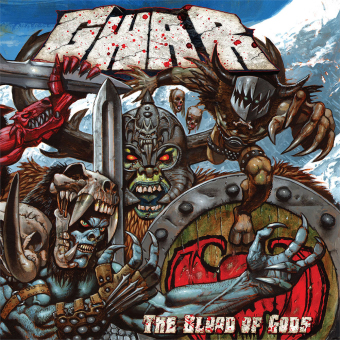 GWAR - the blood of gods DigiCD