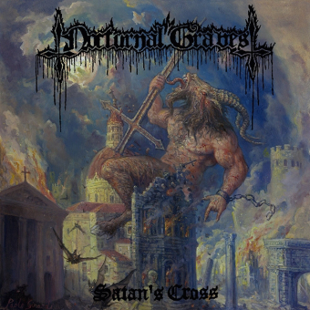 NOCTURNAL GRAVES - satan´s cross DigiCD
