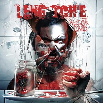 LENG TCH´E - razorgrind CD