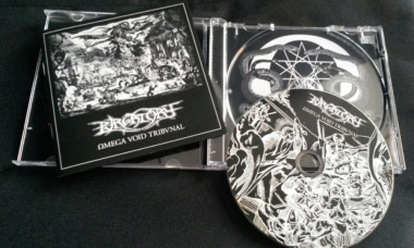 PURGATORY - omega void tribvnal CD brasil press