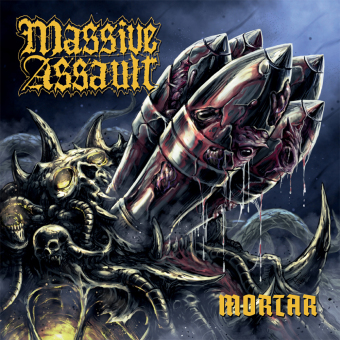 MASSIVE ASSAULT - mortar CD