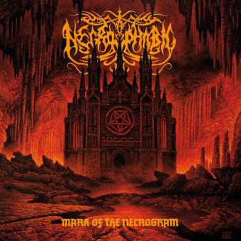 NECROPHOBIC - mark of the necrogram CD