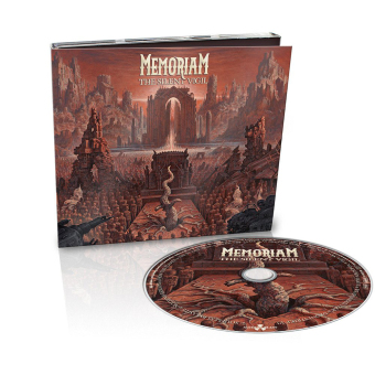 MEMORIAM - the silent vigil DigiCD