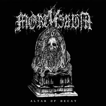 MORTIFERUM - altar of decay DigiMCD