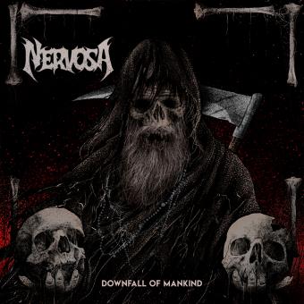 NERVOSA - downfall of mankind DigiCD
