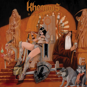 KHEMMIS - desolation DigiCD