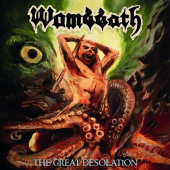 WOMBBATH - the great desolation CD