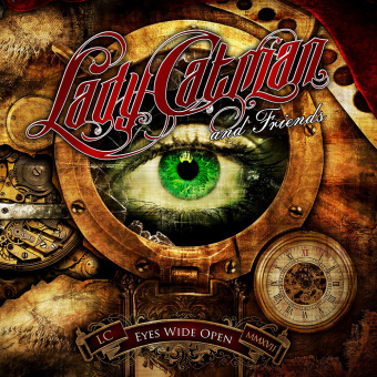 LADY CATMAN - eyes wide open DigiCD