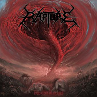 RAPTURE - paroxysm of hatred CD