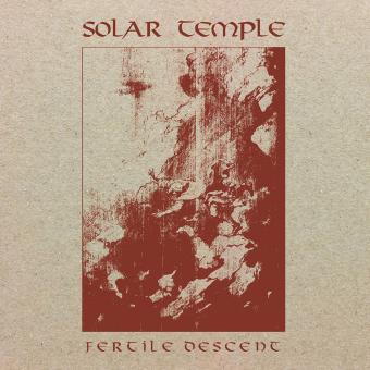 SOLAR TEMPLE - fertile descent DigiCD