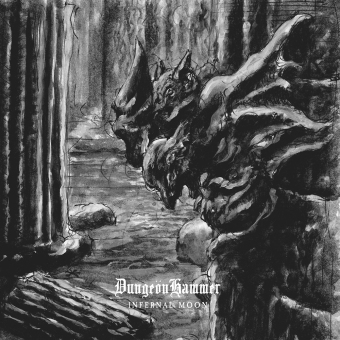 DUNGEÖNHAMMER - infernal moon CD