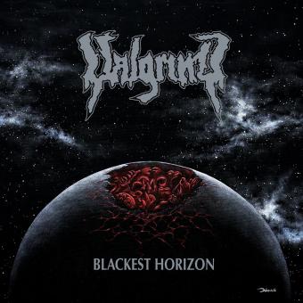VALGRIND - blackest horizon CD