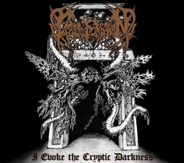 DEATH'S FORSAKEN - I evoke the cryptic darkness DigiMCD