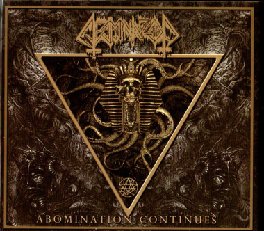 ABOMINABLOOD - abomination continues DigiCD