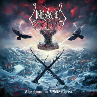 UNLEASHED - the hunt for white christ DigiCD