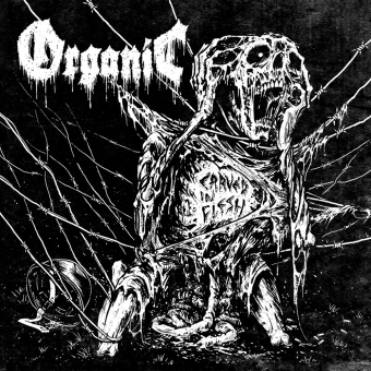 ORGANIC - carved in flesh DigiCD