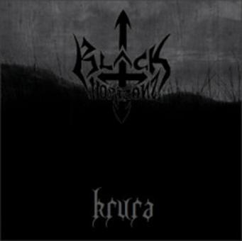 BLACK HORIZONZ - krura CD