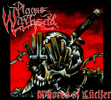 PLAGUE WARHEAD - whores of lucifer DigiMCD