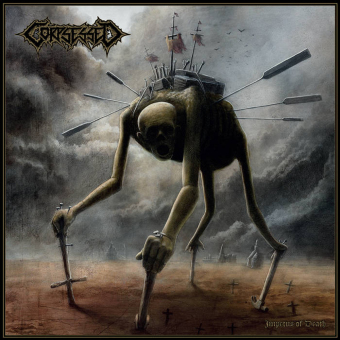 CORPSESSED - impetus of death CD