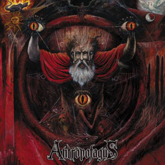 ANTROPOFAGUS - methods of resurrection through evisceration CD