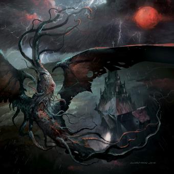 SULPHUR AEON - the scythe of cosmic chaos DigiCD