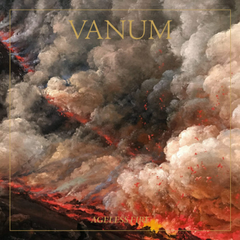 VANUM - ageless fire DigiCD