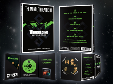 MONOLITH DEATHCULT, THE - V2 vergelding: dawn of the planet of the ashes DigiCD