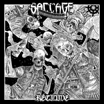 SACCAGE - recidive CD