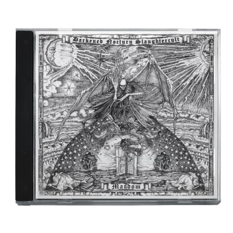 DARKENED NOCTURN SLAUGHTERCULT - mardom CD