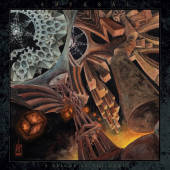 ABYSSAL - a beacon in the husk CD