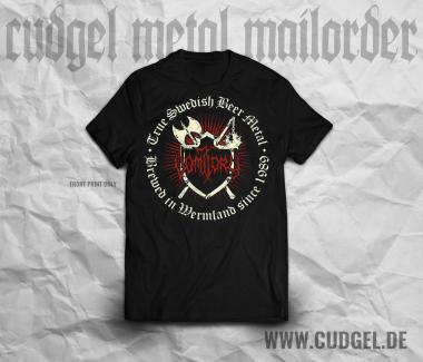 VOMITORY - brewed T-Shirt