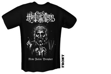 MÜTIILATION - new false prophet T-Shirt