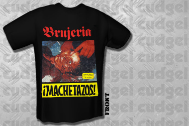 BRUJERIA - machetazos T-Shirt