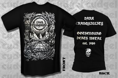 DARK TRANQUILLITY - old school T-Shirt