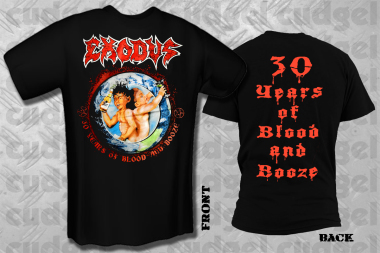 EXODUS - 30 years bonded T-Shirt